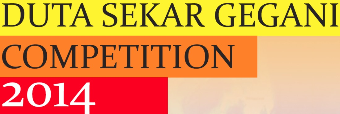 2014 Duta Sekar Gegani and News Reading Competition